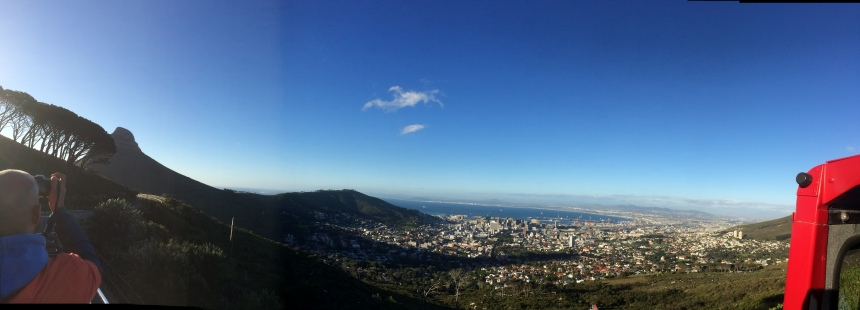Panorama Cape Town