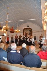 Korluren i kirken på Nolsey